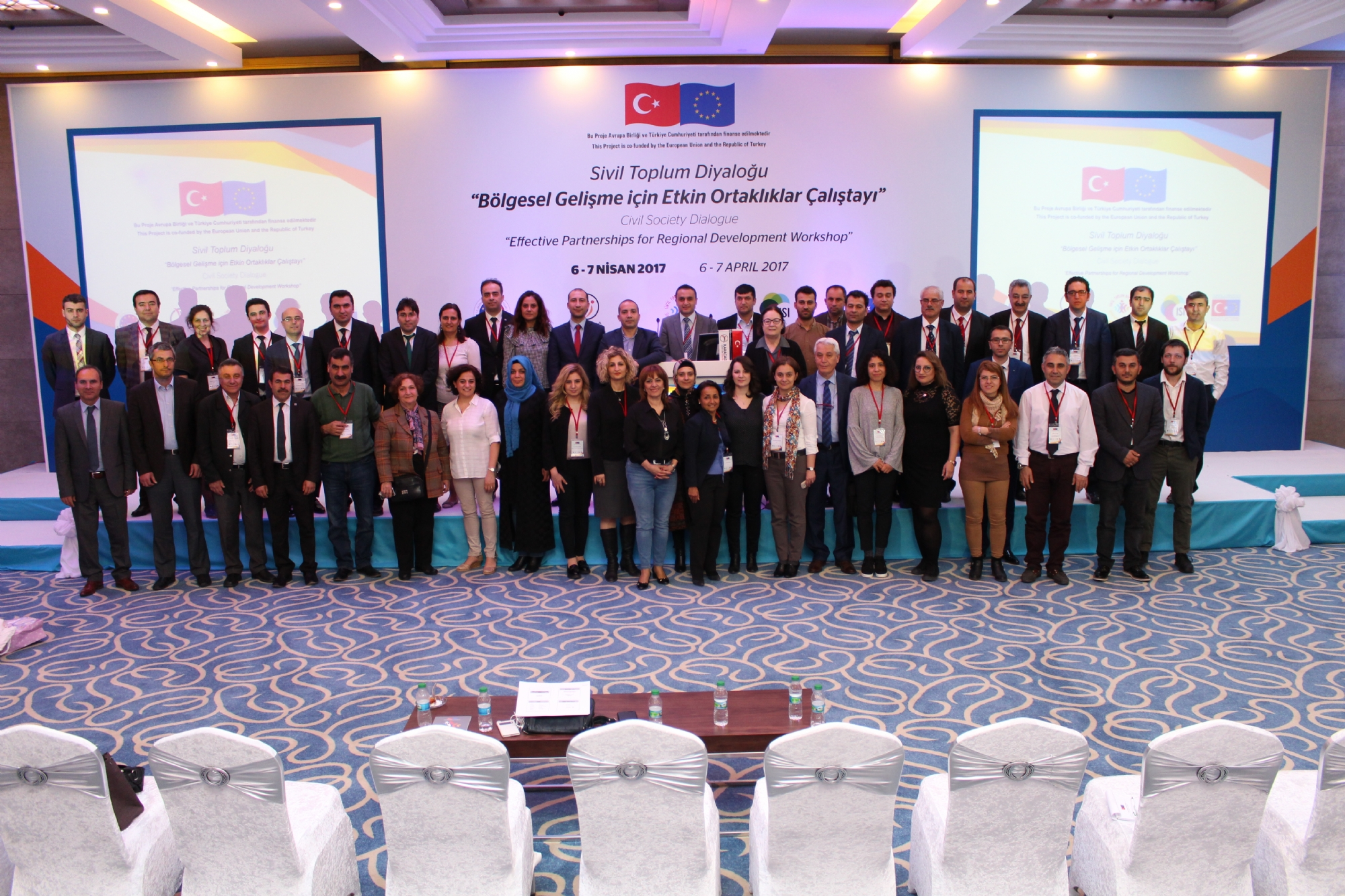 Effective Cooperation Project for Regional Policies