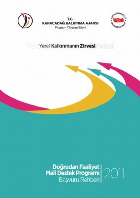 2011 Yılı Doğrudan Faaliyet Mali Destek Programı