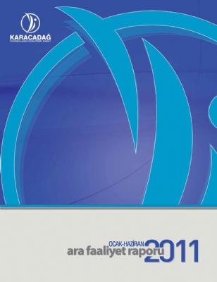 2011 Yılı Ara Faaliyet Raporu