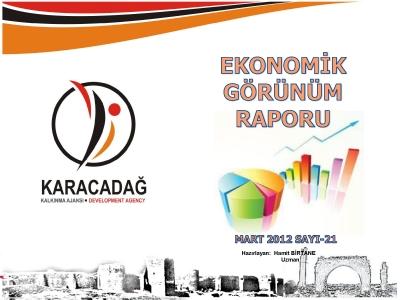 (Sayı 21) 2012 Mart Ayı Aylık Ekonomik Görünüm Raporu