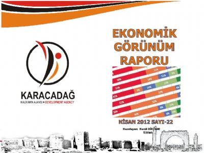 (Sayı 22) 2012 Nisan Ayı Aylık Ekonomik Görünüm Raporu