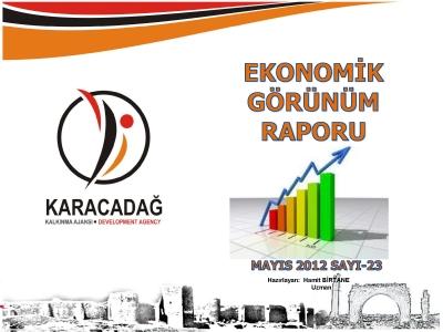 (Sayı 23) 2012 Mayıs Ayı Aylık Ekonomik Görünüm Raporu