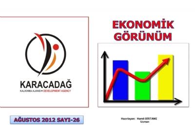 (Sayı 26) 2012 Ağustos Ayı Aylık Ekonomik Görünüm Raporu