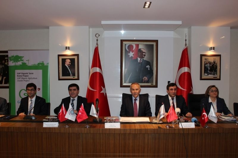 Protocol Of The Gap Organic Agriculture Financial Support Program Was Signed