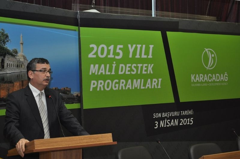 Financial Assistance Program Of 2015 Was Launched İn Sanliurfa!