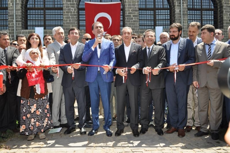 Opening Of The Citadel Museum Complex Was Held