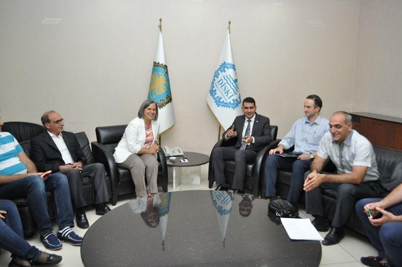 Diyarbakir Intercity Bus Terminal Will Get İts Energy From Sun Via Support Of Karacadag Development Agency