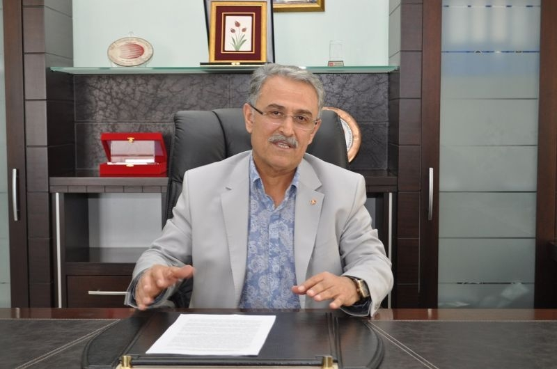 2 Million Tl Will Be Invested On Infrastructure Of Diyarbakir Organized Industrial Zone