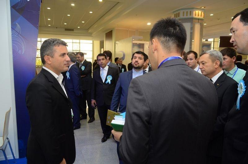 Our Agency Has Participated Turkmenistan Construction Fair