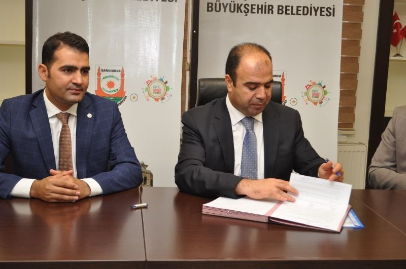 Şanlıurfa's Surroundings Will Be Connected To Center By The Steel Bridges