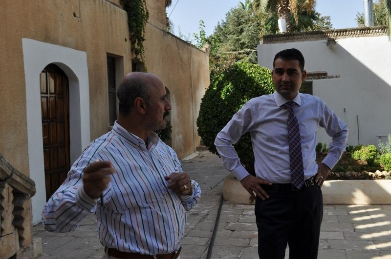 Project That Will Reviving The History İn Şanlıurfa Continues At Full Speed