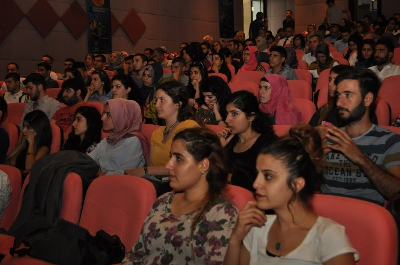 Secretary General Dr. Hasan Maral Delivered A Speech To Teens About Entrepreneurship