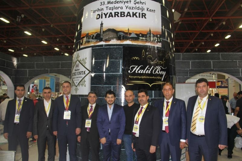 Intensive Attention To Diyarbakir At The Local Products Fair