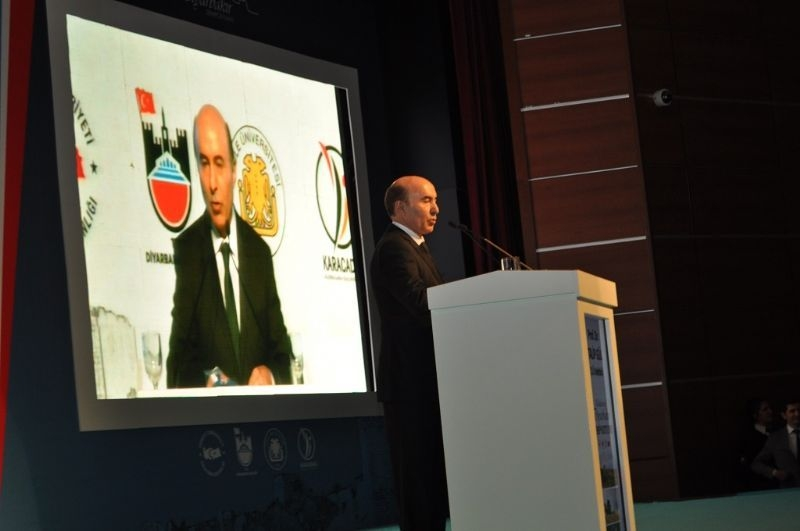 International Diyarbakır Symposium Begins