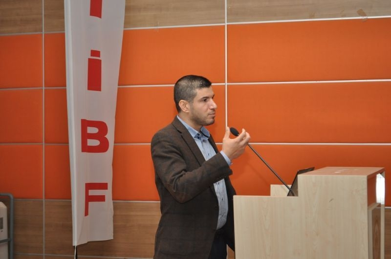 Associate Professor Murat Şeker Made A Presentation About Diyarbakır Life Quality