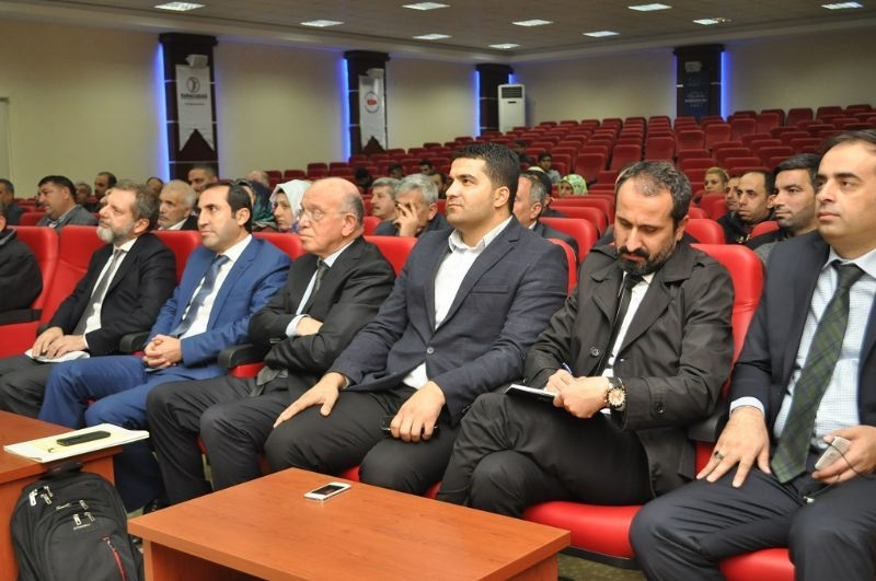 Meeting Titled New Development Initiative And Diyarbakır Was Held