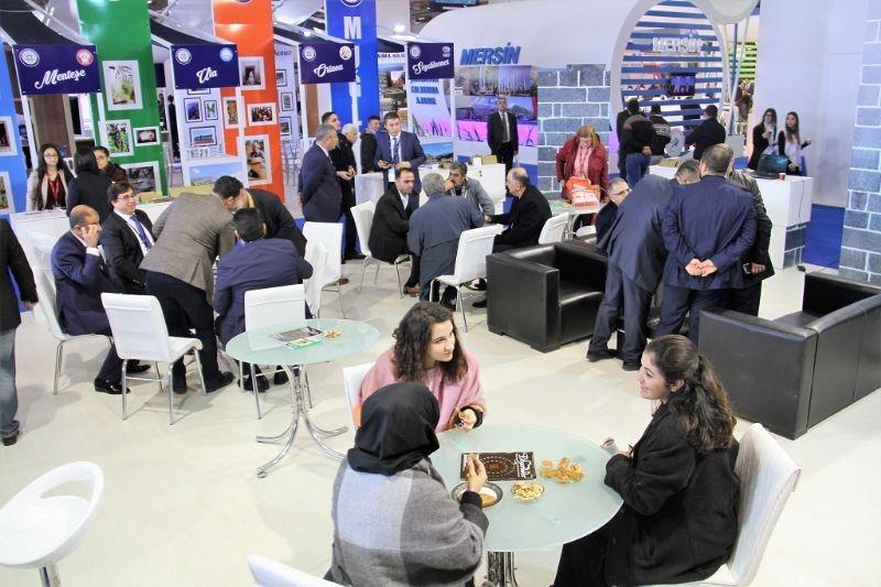 Diyarbakır Participated İn The Travel Turkey Fair