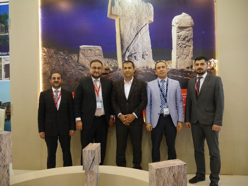 Sanliurfa Introduces The Göbekli Tepe At Travel Turkey Fair