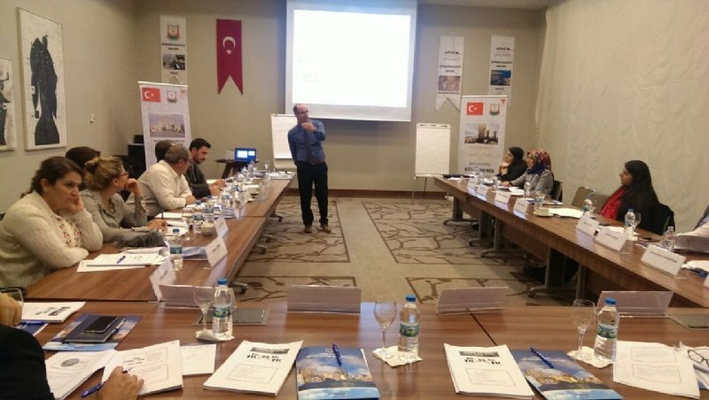 Project Cycle Management Training Has Been Given To The Şanlıurfa Metropolitan Municipality Staff