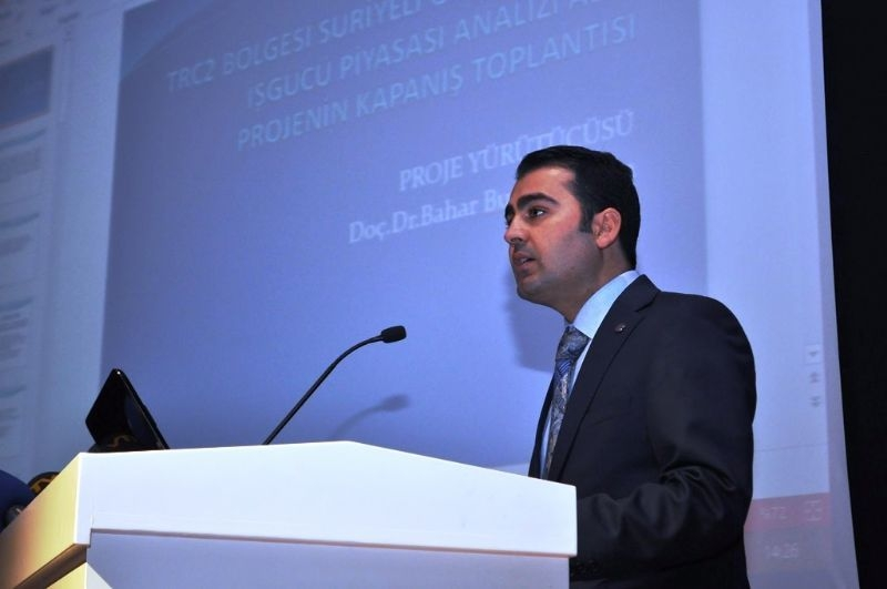Study On The Participation Of Syrian Migrants İn The Labor Force Concludes