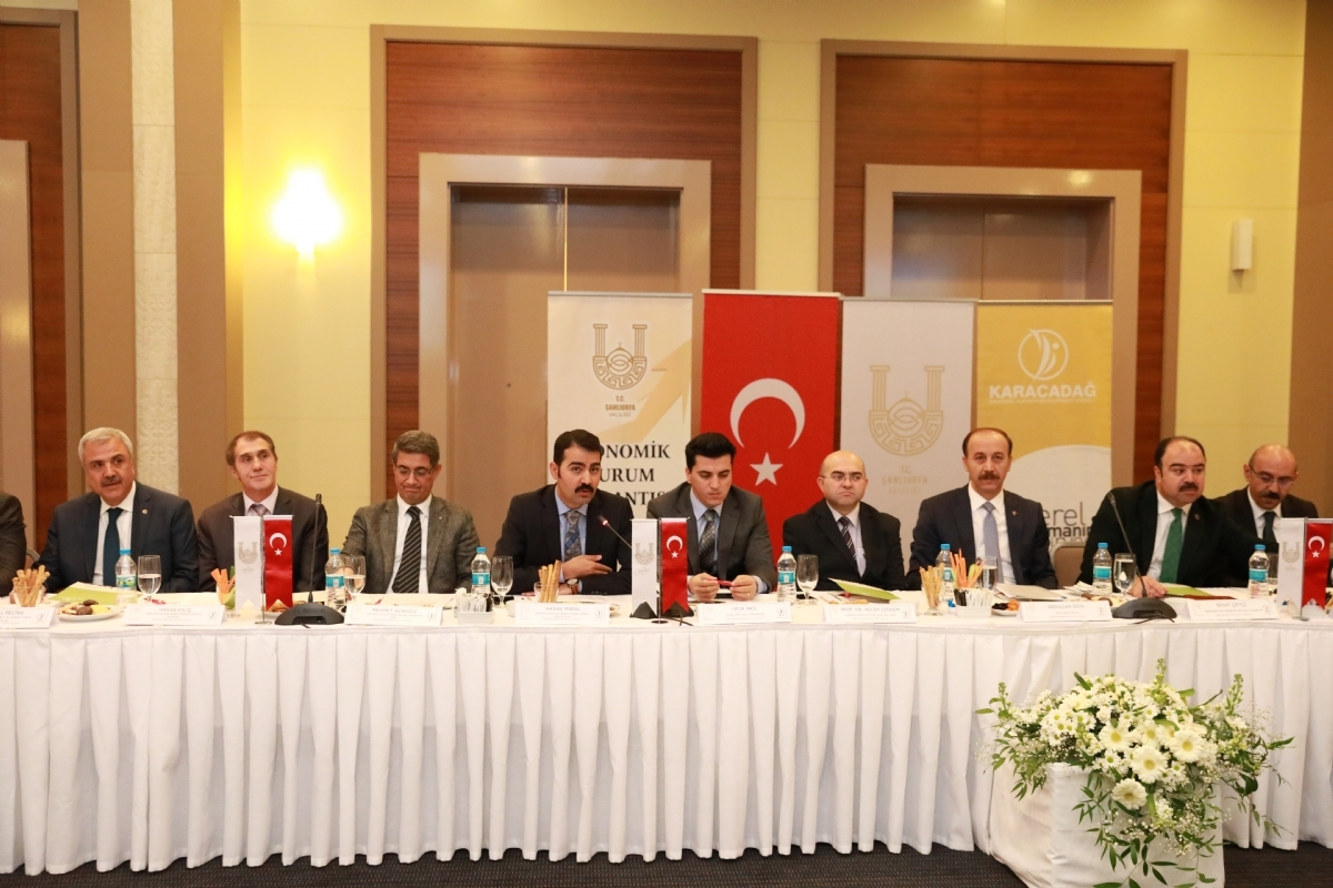 9 New Project With 29.5 Million Budget Was Started in Şanlıurfa