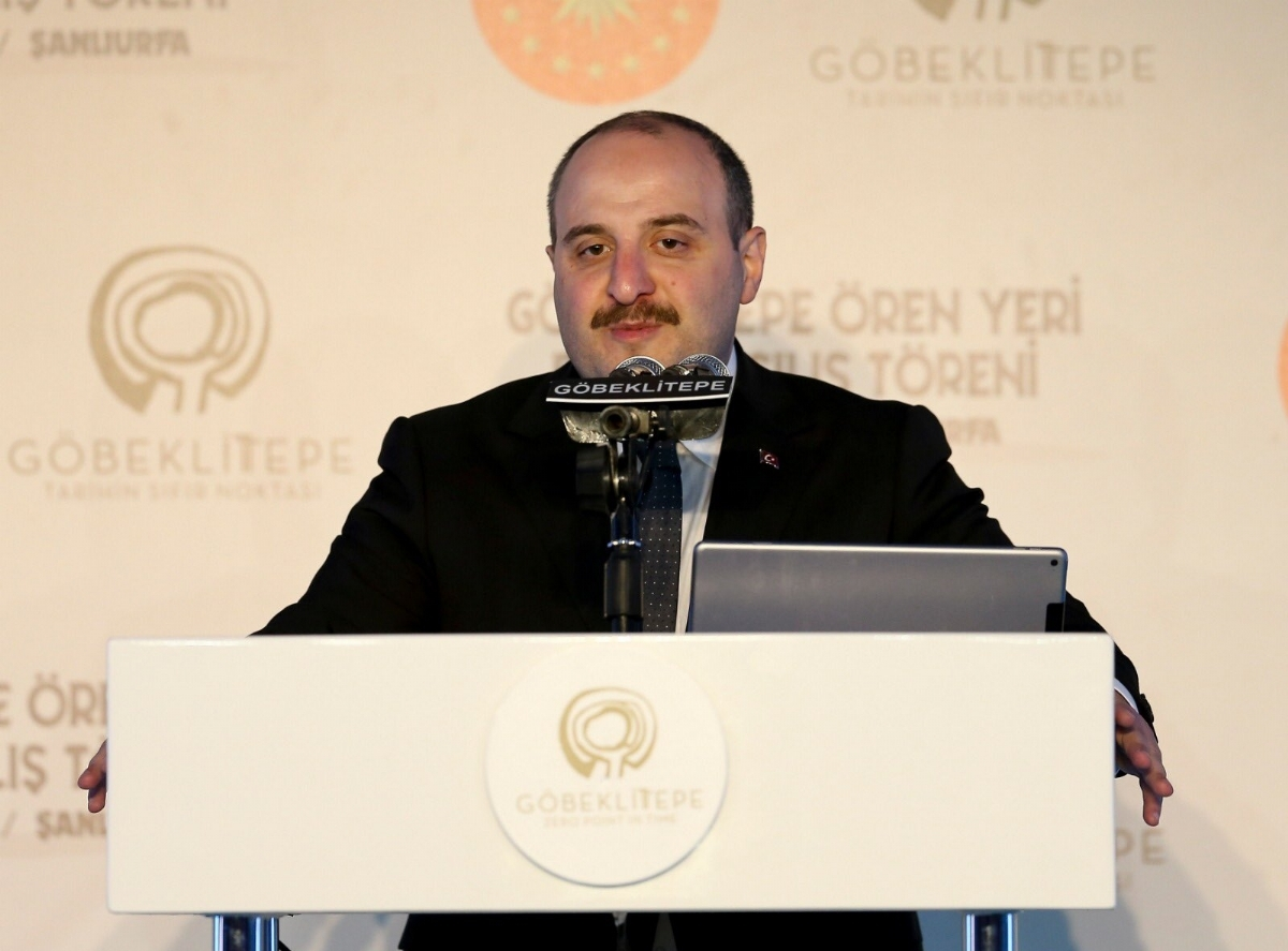Göbeklitepe Ruins Opened By President Recep Tayyip Erdoğan